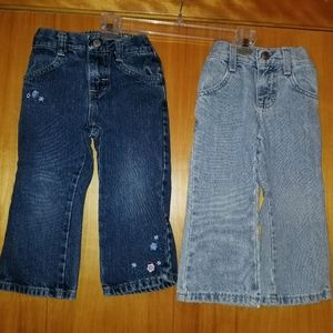 Riders denim jeans 2 Toddler